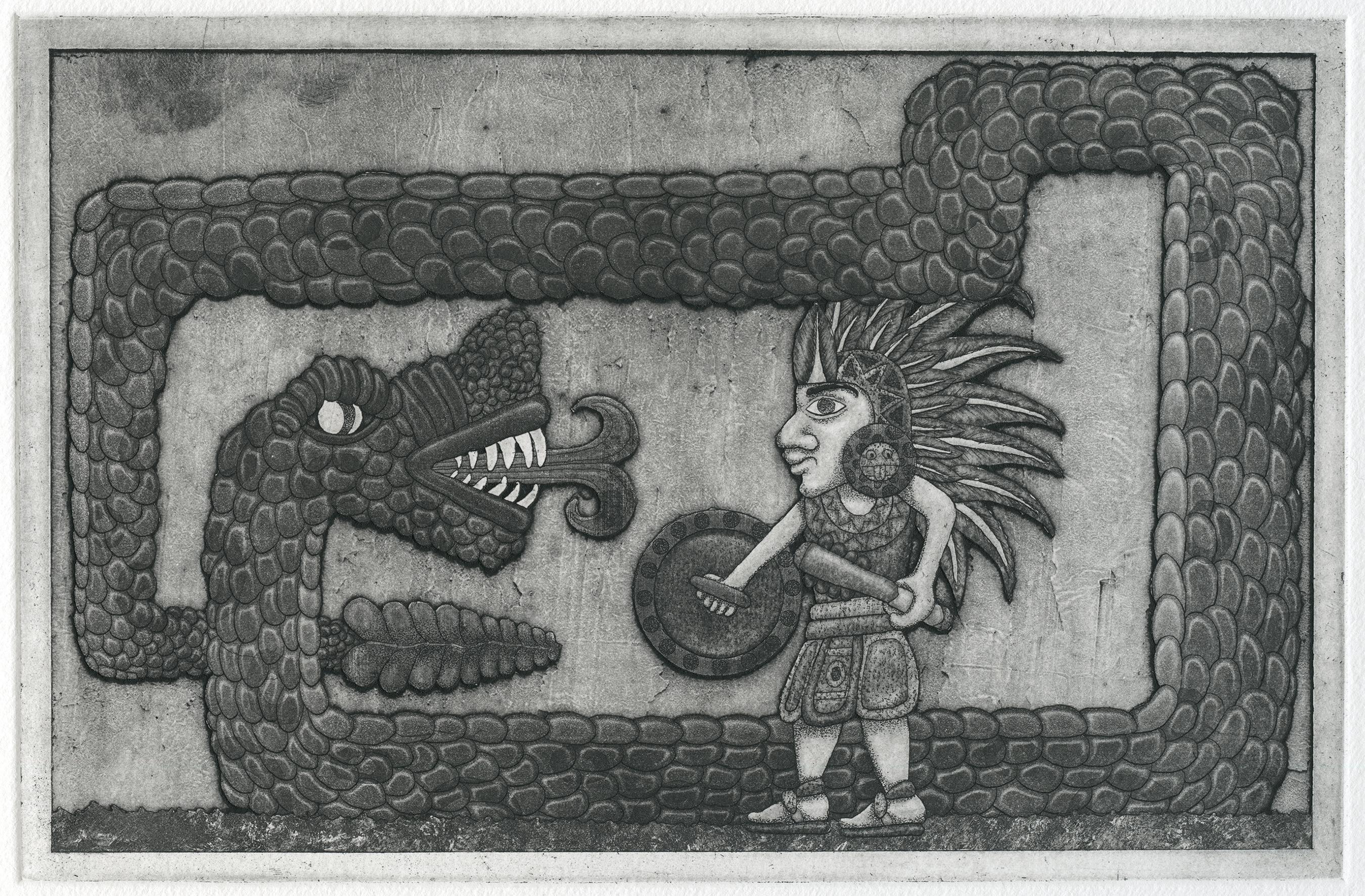 El Azteca Valiente