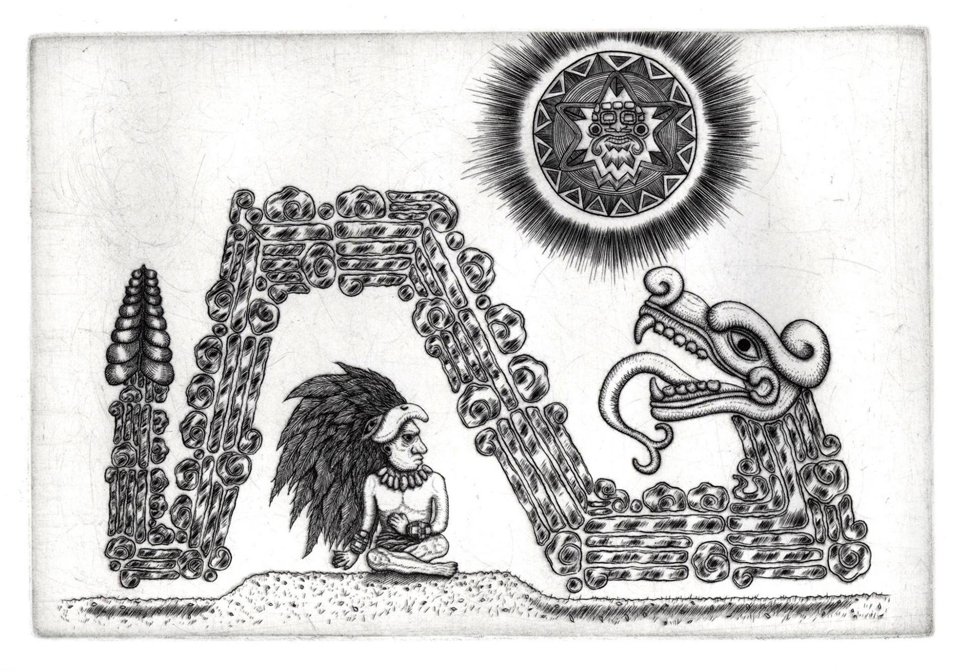 El Indio y el Serpiente