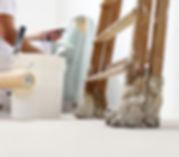 travaux intérieurs commercant artisans peinture cloison sols tremplin service domont solidaire