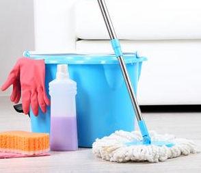 nettoyage de la maison par mise à disposition d'un salarié Tremplin 95 domont solidaire