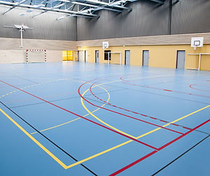 gardien remplacement gymnase tremplin 95 mairies epci