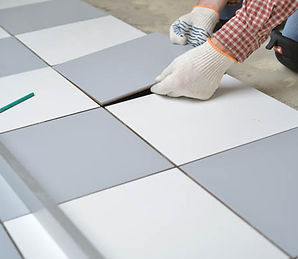 refaire sa salle de bain ou cuisine home staging peinture sol prestation clé en main tremplin services domont solidaire