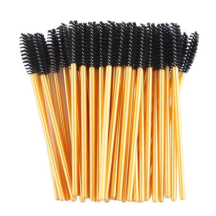 25pcs Disposable Mascara Wands Brushes