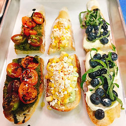 Tartine Trio
