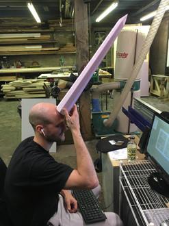 Unicorn Horn Prototype