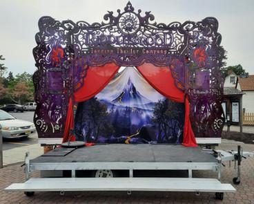 Theatre Backdrop