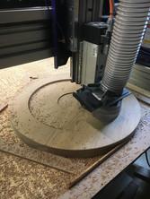 Marble Inlay Set Up