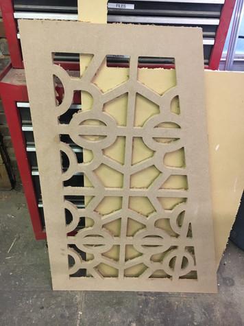 Custom Wedding Panels