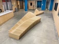 30 ft long CNC Bench