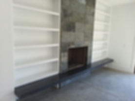 Concrete countertop hearth Albany NY, Saratoga Springs NY