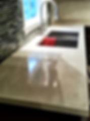 Kitchen concrete countertops Albany new york