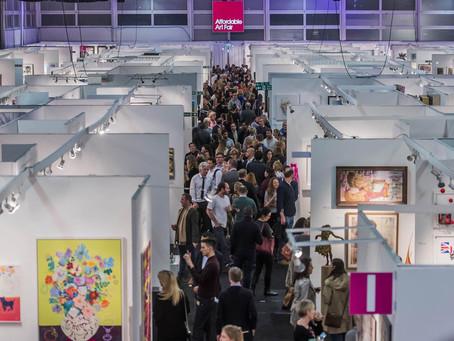 Affordable Art Fair - Battersea Park and Hampstead Heath 2018