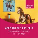 Affordable Art Fair - Battersea Park - March 2016 and Hampstead Heath - May 2017