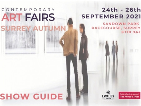 Contemporary Art Fair - Surrey-2021- Sandown Park