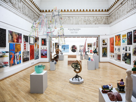 Royal West of England Academy-  167th Open Exhibition- 2019