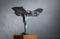 Clipping of Wings - aluminium - 2/12