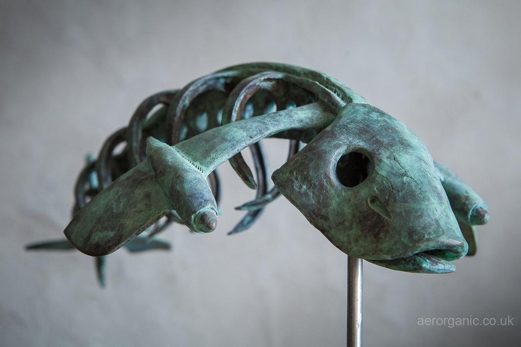Herringkel Mk 2 - bronze - 3/12