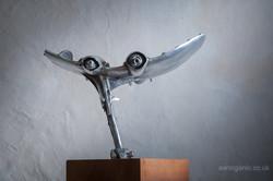 Clipping of Wings - aluminium - 1/12