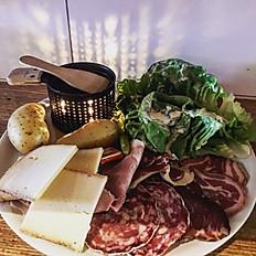 L'assiette Raclette