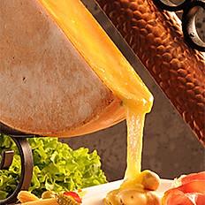 Raclette Traditionnelle en Meule