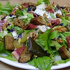 Salade Magret Roquefort