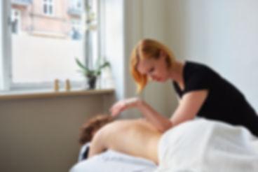 Krop- og bevægelsesterapeut Rikke Dall-Hansen
