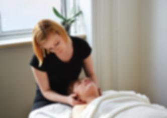 Kropsterapeut Rikke Dall-Hansen