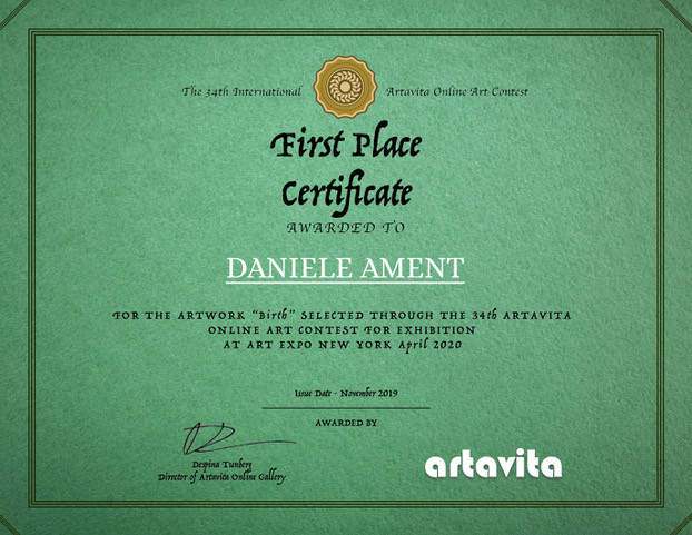 Artavita Contest 34# -  1st Place