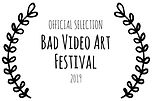 bad video art festival