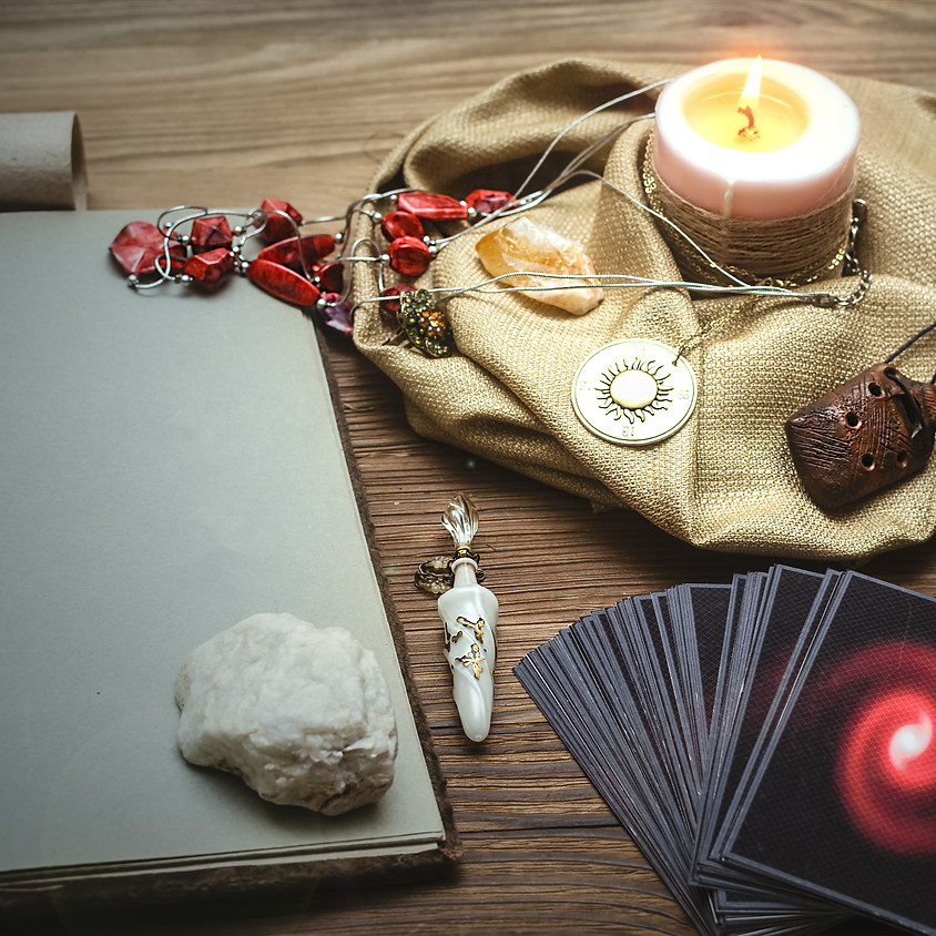 Monday Midday Meditation and Oracle Reading (Weekly Event)