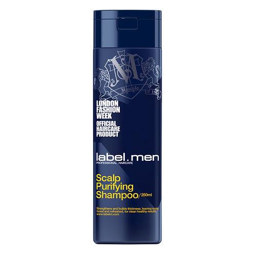 Label Men Scalp Purifying Shampoo