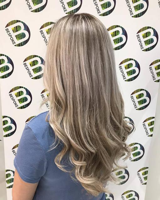 Multi Tonal Blonde Long Hair