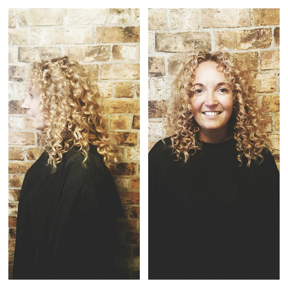 Chopstick Curls at Bespoke Salon