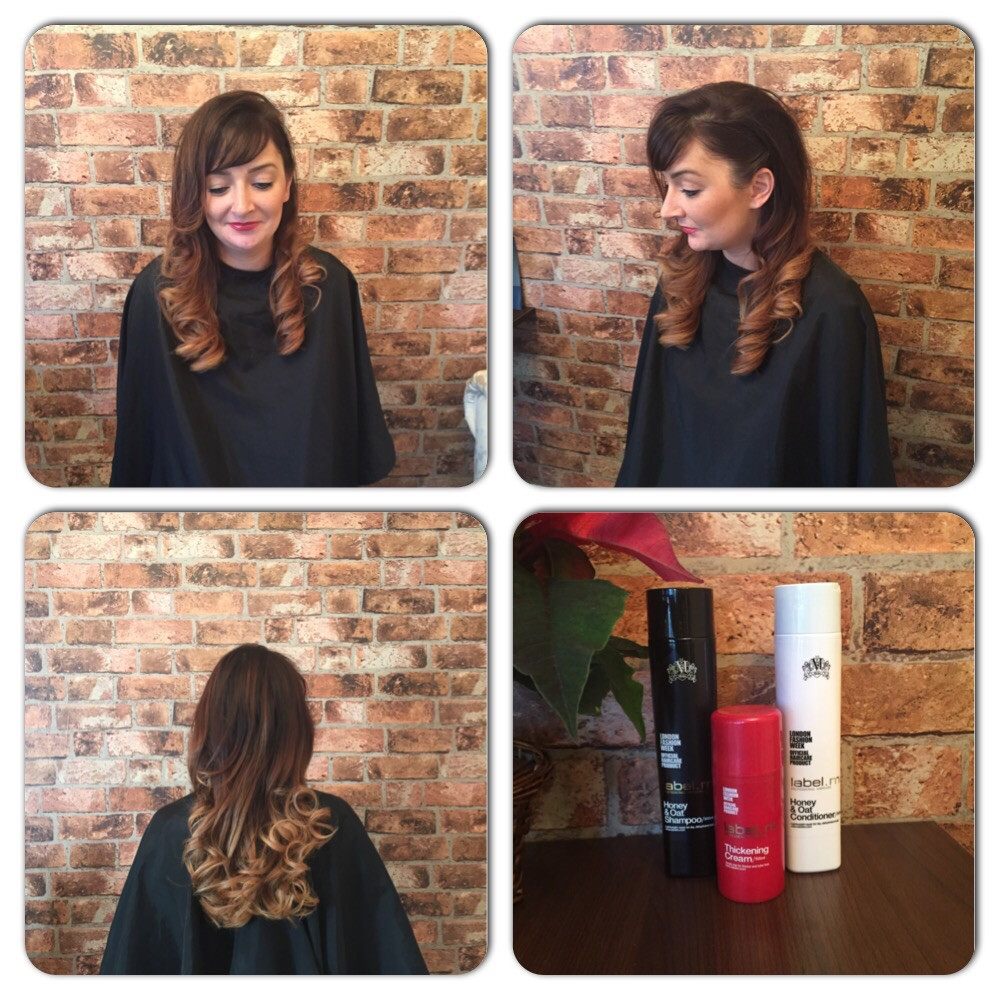 Bouncy Blowdry at Bespoke Salon Dunfermline