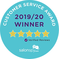 Salon Spy Customer Service award 2019