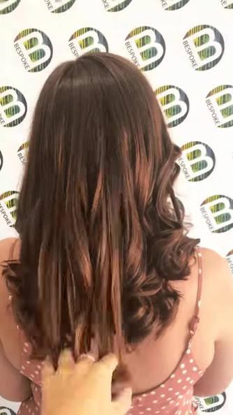 Chestnut Hair Colour Video