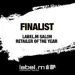label.m finalist salon retailer