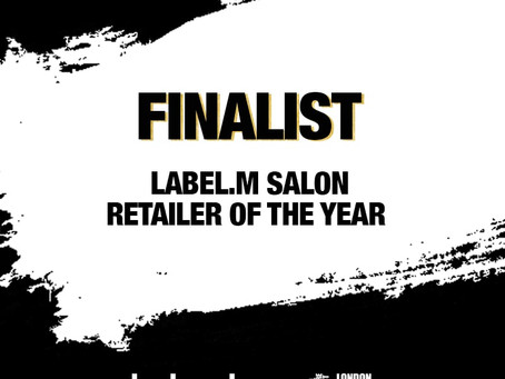 Label.m Global Salon Retailer of the Year Finalists