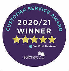 Salonspy Customer Service Award Winners