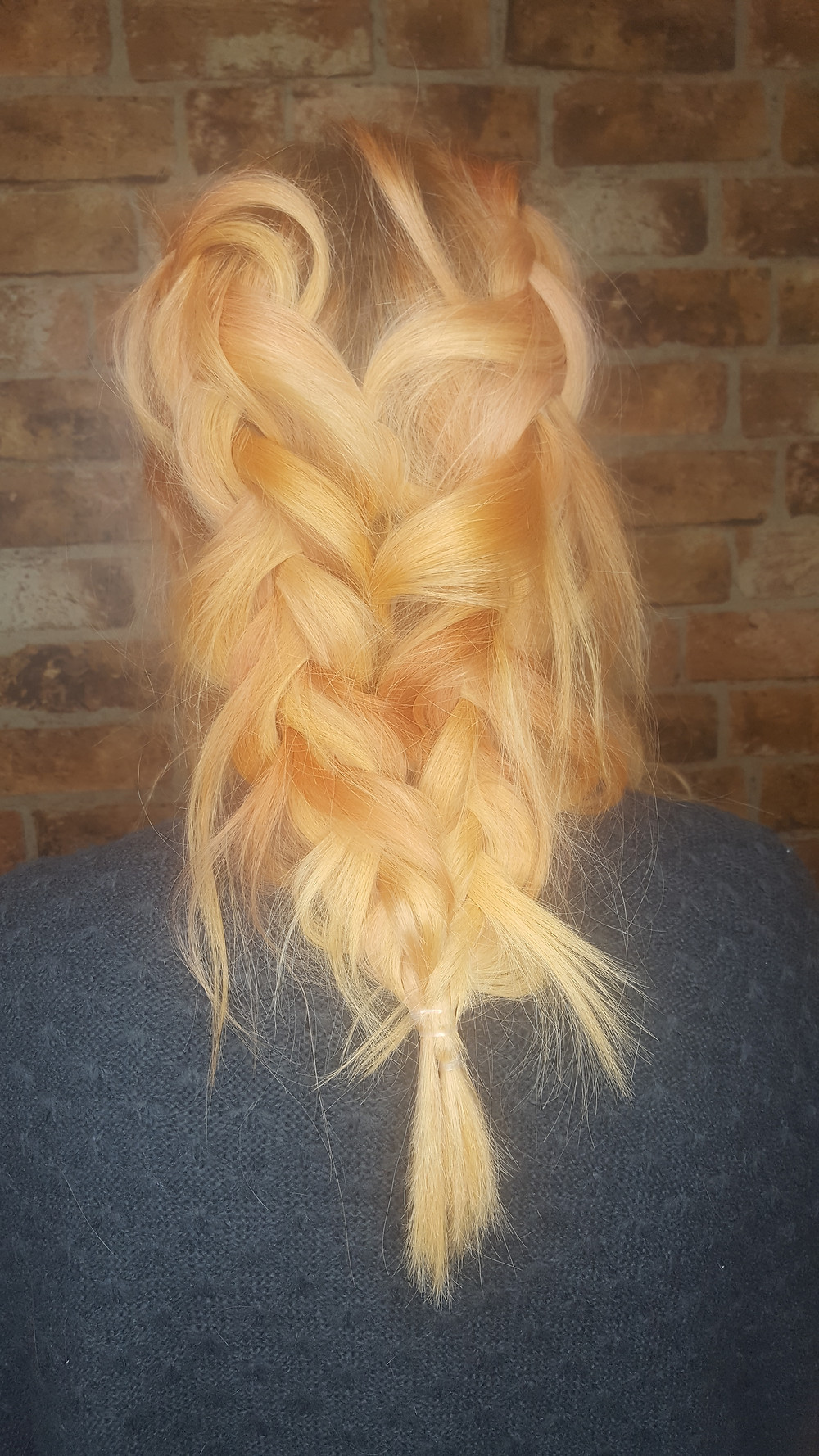 Undone Braid at Bespoke Salon