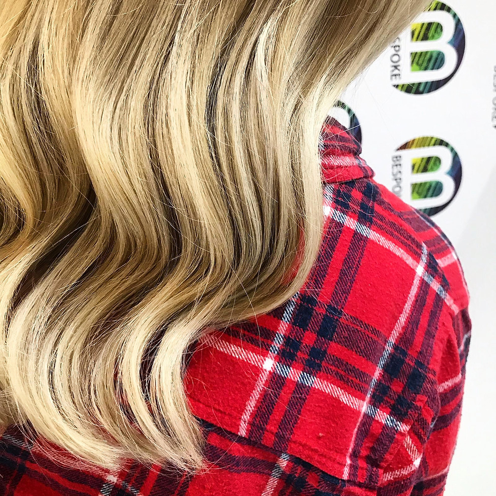 Honey Blonde Babe by the Bespoke Hair Colourists