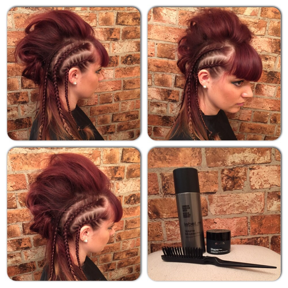 Cornrows at Bespoke Salon Dunfermline