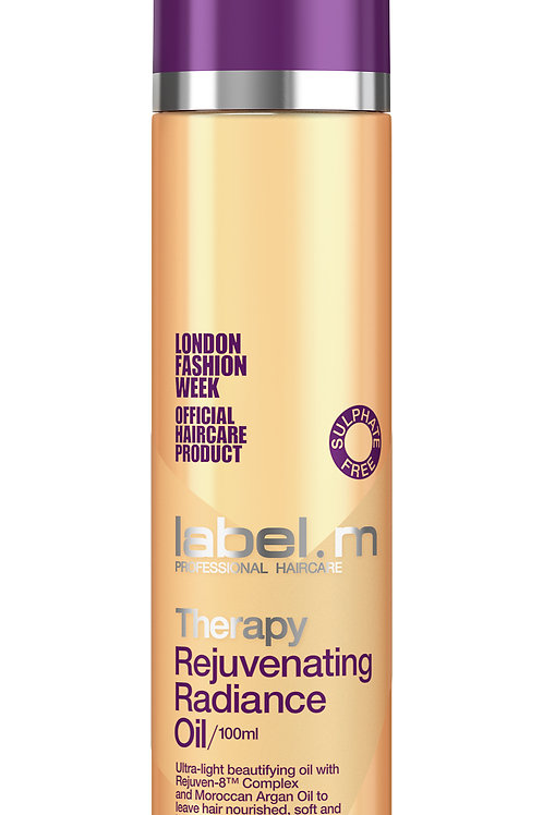 Label M Therapy Rejuvenating Radiance Oil