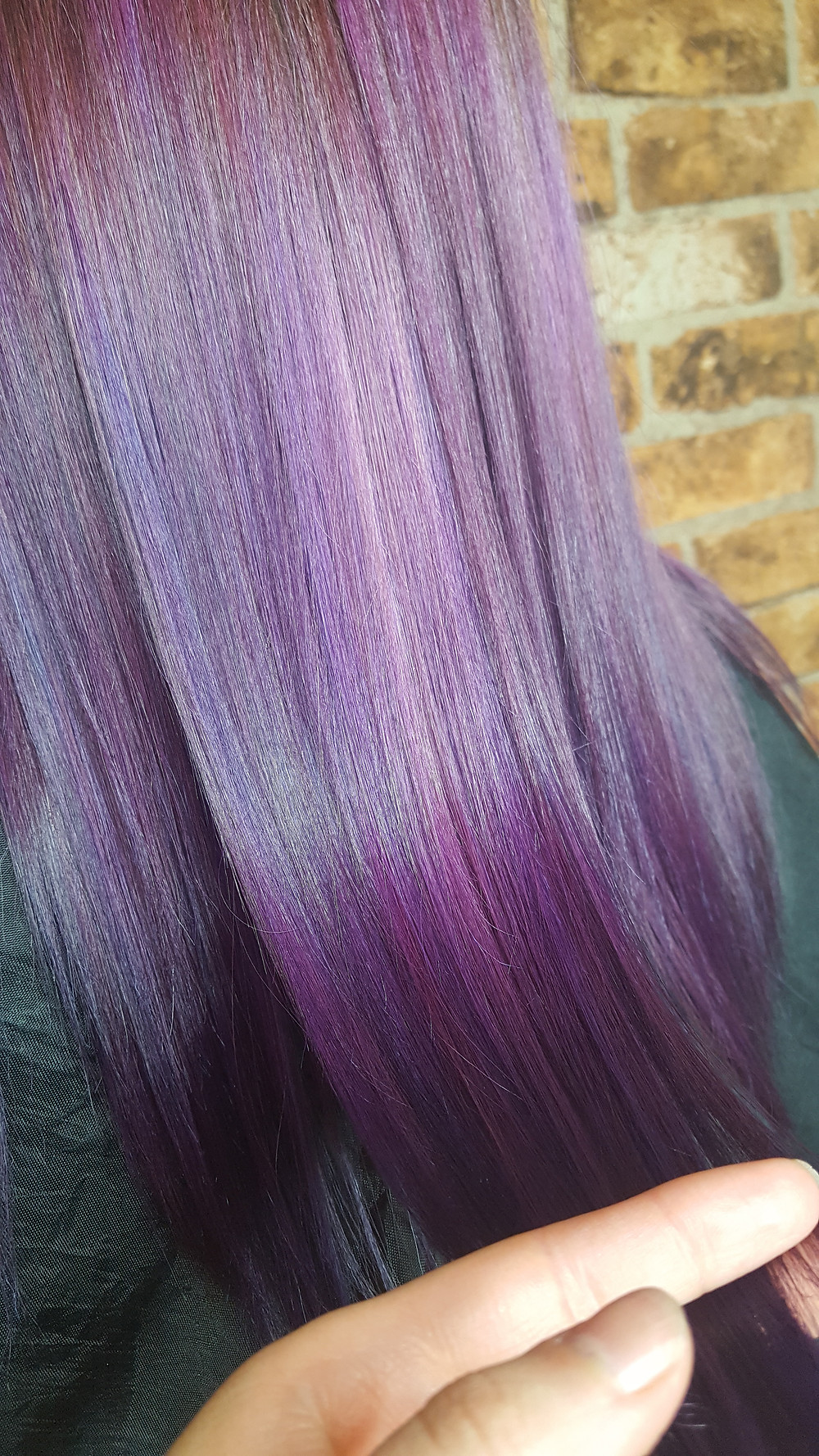 Ultra Violet Hair at Bespoke Salon