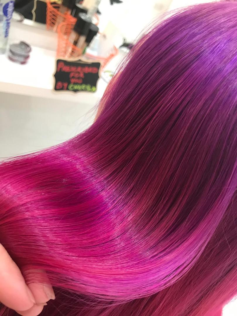 Colour Melt Shine Hair Colour