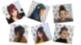 Bespoke Salon Hairstyles for App
