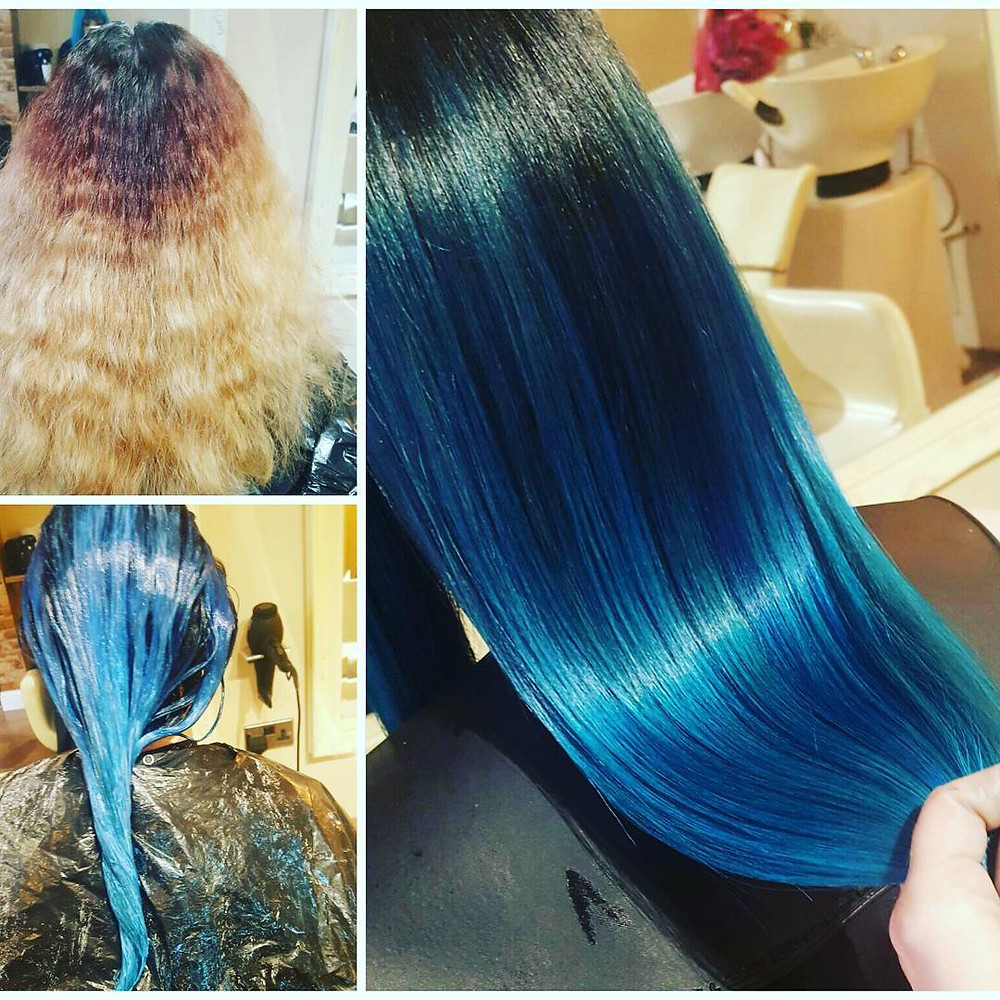 Innoluxe Magic by the Bespoke Salon Hairdressers