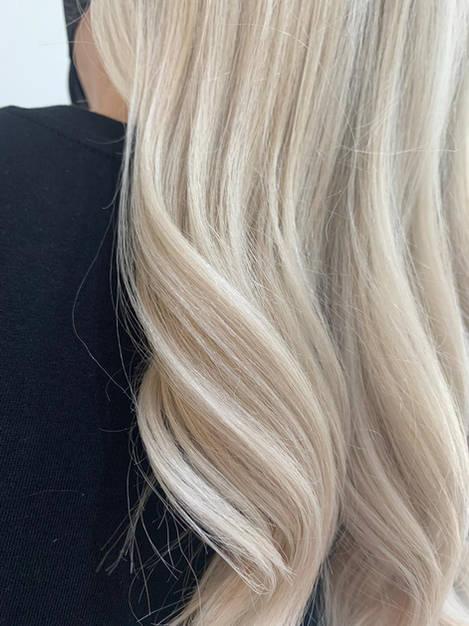 Blonde Ice Dream Hair Colour