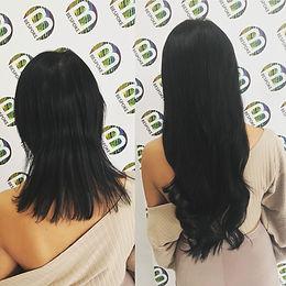 LA Weave Hair Extensions Dunfermline at Bespoke Salon
