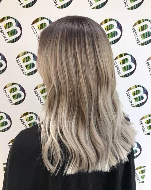 Stunning Cool Blonde